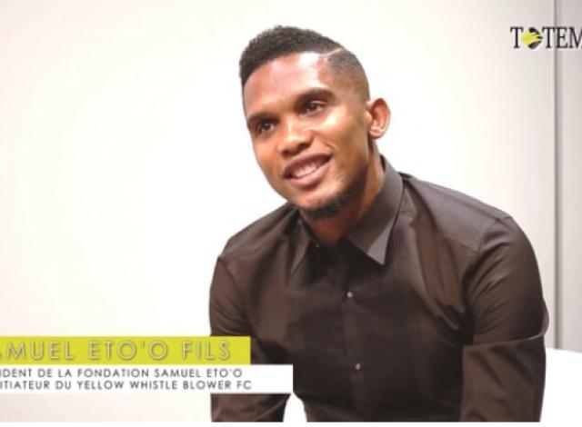 "Stratégie Digital Média ""Blow the Yellow Whistle"" (Fondation Samuel Eto'o)"